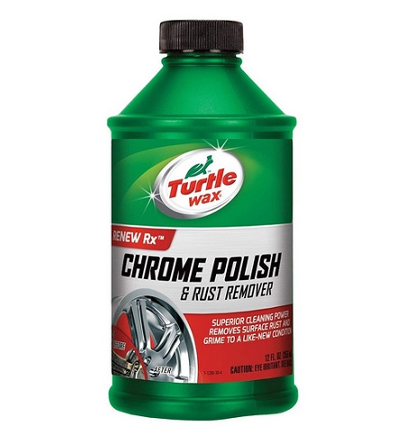 Chrome Rust Cleaner