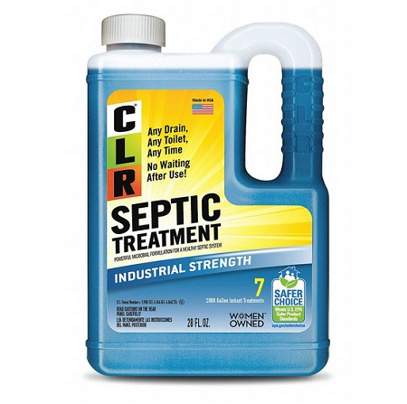 clr septic treatment