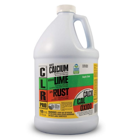 lime and rust remover