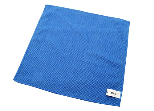 Microfiber cleaning cloth for TV